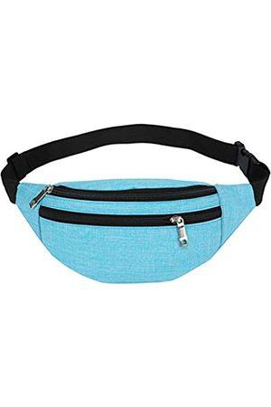 YUNGHE Hüfttasche für Damen und Herren – wasserdichte Bauchtasche mit verstellbarem Gurt für Workout, Reisen, Freizeitlaufen
