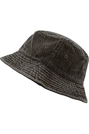 The Hat Depot Jeans-Baumwolle & leicht, schnell trocknend