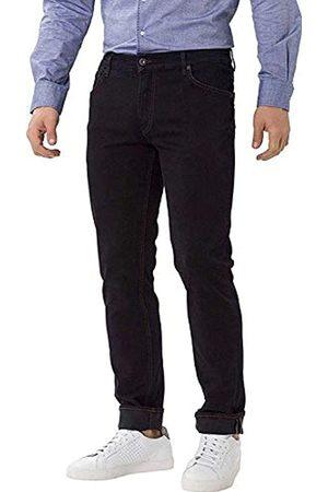 Brax Herren Style Chuck Five-pocket-jeans Hochelastische Hi-flex-denim Modern Fit Jeans, (Dark Blue 22)