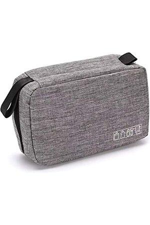 IDEMIN Kulturbeutel Reisetasche mit Haken zum Aufhängen für Damen und Mädchen