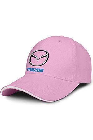 Unicorns Farting Schöne Frauen Junge Männer Baseball Cap Retro Erwachsene Mazda-Logo verstellbare flache Kappe Baseballmütze - - Einheitsgröße