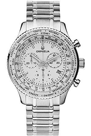 ORPHELIA Herren-Armbanduhr Master Chronograph Quarz