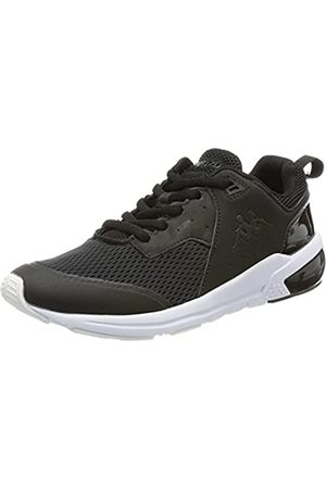 Kappa Damen SNUGGER Sneaker, Negro/Blanco