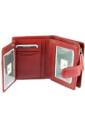Visconti Heritage -31 Geldbörse und Geldbörse aus weichem leichtem Leder - - Einheitsgröße