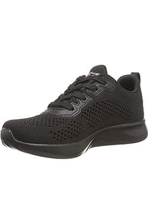 Skechers Damen 117018-BBK_37 Sneakers, Black