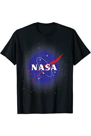 Nasa Logo In Space Graphic T-Shirt