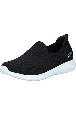 Skechers Damen 13106-BKW_38,5 Sneakers, Black
