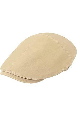 ZLYC Sommer Ivy Schirmmützen Ballonmütze Baumwolle Flatcap für Herren