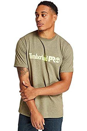 Timberland PRO Herren Base Plate Short Sleeve with Chest Logo T-Shirt