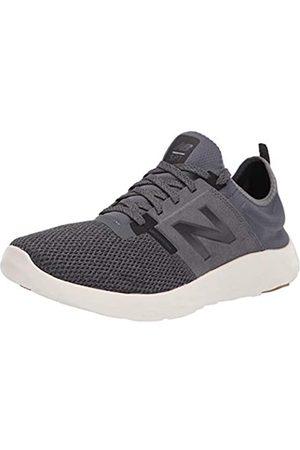 New Balance Men's SPT V2 Running Shoe, Lead/Magnet