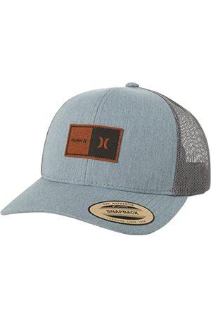 Hurley Herren Baseball Cap - Fairway Trucker Curved Brim Snapback Trucker Hat - - Einheitsgröße