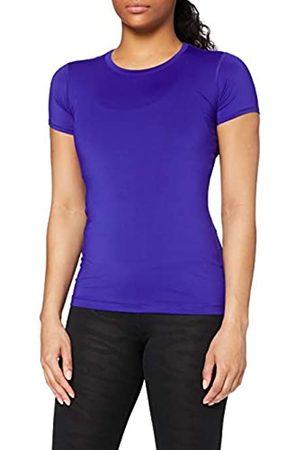 IRIS & LILLY Amazon-Marke: Damen T-Shirt mit rundem Ausschnitt, XS