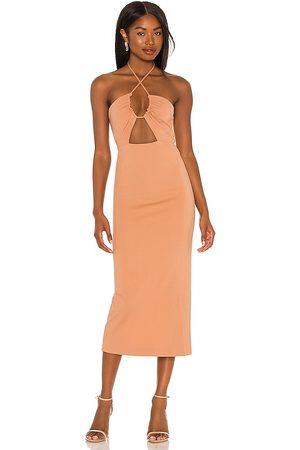 NBD Iona Midi Dress in . Size XXS, XS, S, M, XL.
