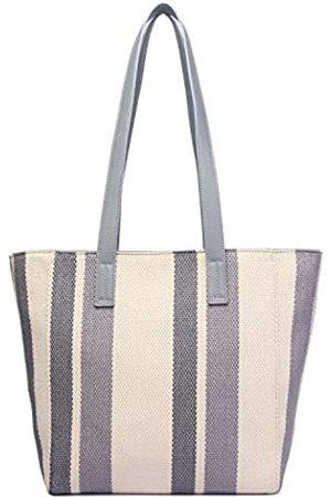 KOWENTIK Tote Bag Schultertasche Handtaschen für Frauen Canvas Tote Strand Reise Wochenendtasche