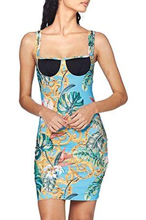Gianni Kavanagh Damen Tropical Baroque Dress Lässiges Kleid