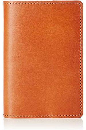 Naniwa Leather Tochigi Leder Notebook Hülle Reisepass Tasche