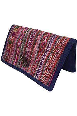 Paaoi Health Shop Handgefertigte Baumwoll-Handtasche mit Ethno-Muster, Vintage-Stil