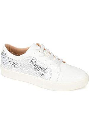 Journee Collection Lässige und modische Damen-Sneakers., (Schlange)