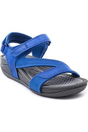 BareTraps Donatella Damen-Sandale 11 M