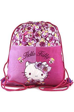 TARGET Hello Kitty Flowers Drawstring Bag Strandtasche