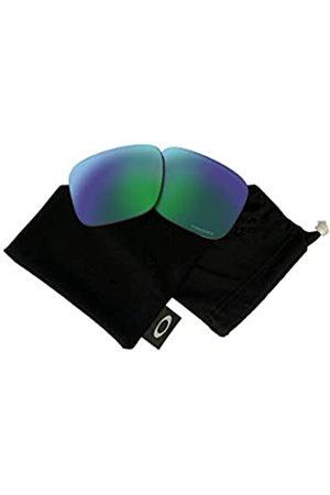 Oakley Original Holbrook OO9102 PRIZM Jade Iridium Polarized Replacement Lenses For Men For Women+BUNDLE with Microfiber Cloth Bag