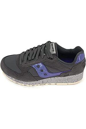 Saucony Shadow 5000 Black/Crystal Purple 9 D (M)