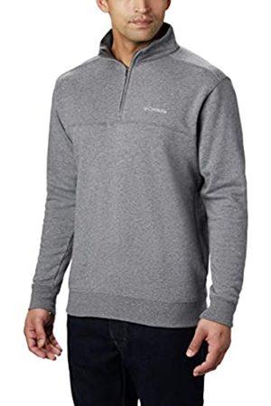 Columbia Herren Hart Mountain II Half Zip Wander-Shirt
