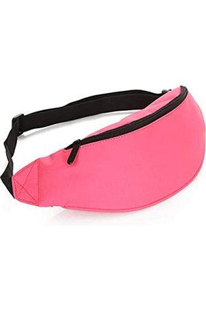 DAITET Laufgürtel, Bauchtasche für Männer, Frauen, Kinder, Outdoor, Workout, Hüfttasche, verstellbarer Gürtel, schlank, weich, Reisetasche