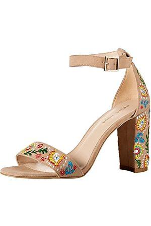 Pelle Moda Damen BONNIE4 Sandalen mit Absatz