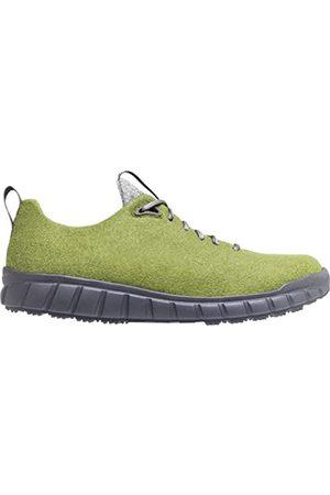 Ganter EVO Damen-H Sneaker, Kiwi, Graphit
