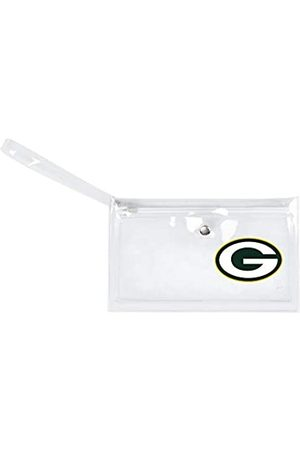Littlearth Unisex-Erwachsene NFL Green Bay Packers Geldbörse mit Handgelenk, transparent