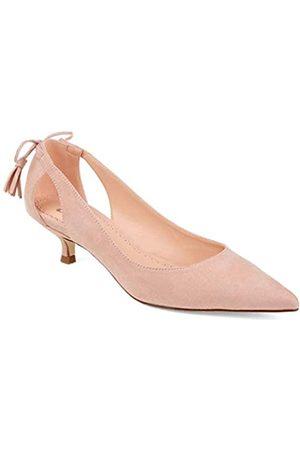 Journee Collection Damen Pumpe Bindi, Pink (rose)