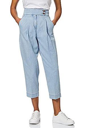 Sisley Women's Trousers 48NC55CD7 Pants