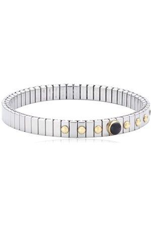 Nomination Damen-ArmbandKleinAchatSchwarz042101/002