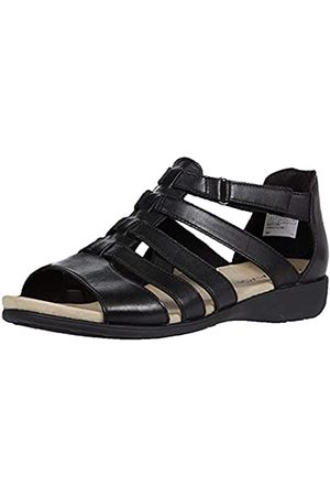 Aravon Damen Abbey Gladiator Flache Sandale