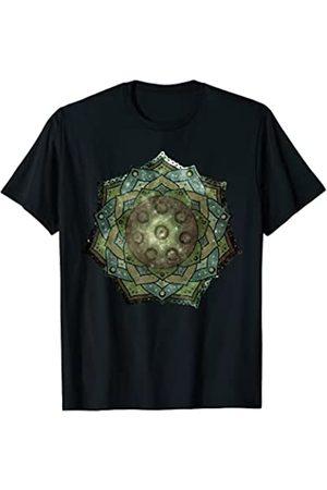EDDArt Handpan – Aufhängen Drum Mandala II T-Shirt