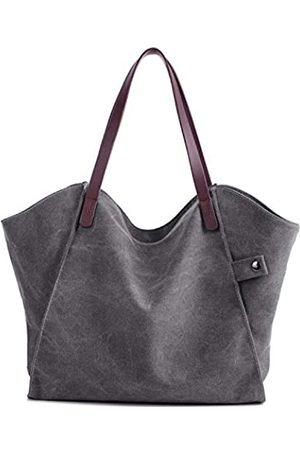 Mazexy Damen Schultertasche aus Segeltuch im Vintage-Stil, Boho-Druck, Ethno-Stil, Hobo-Handtasche, Reisetasche