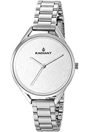 Radiant Damen Uhren - Damen Analog Quarz Uhr mit Stahl Armband RA432205