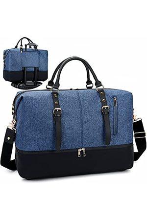 CAMTOP Weekender Bag Damen Handgepäcktasche Reisetasche groß Übernachtungstasche für Frauen