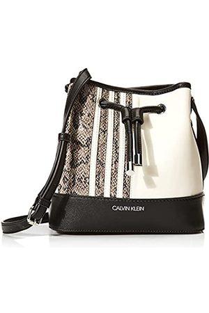 Calvin Klein Gabrianna Novelty Mini Bucket Crossbody