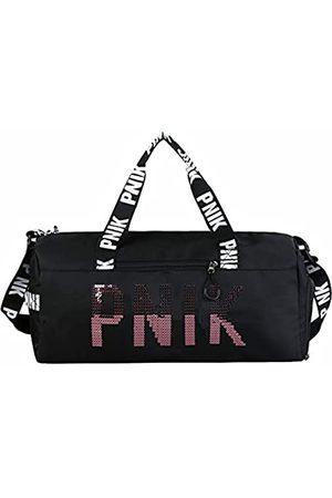 REQUIN 2021 PNIK Sporttasche, Reisetasche, groß, leicht, Sporttasche, Schwimmtasche, Turnbeutel mit wasserdichtem Schuhfach