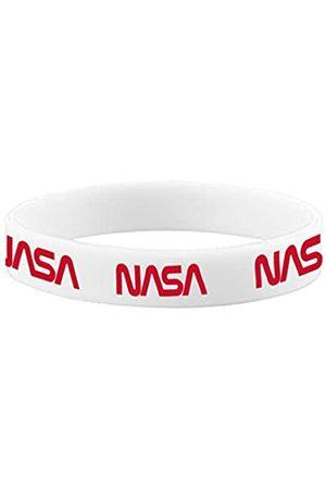 Mister Tee Damen NASA Bracelet, White