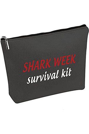 Generic Tampon Tasche Periode Pouch Sanitär Halter Hai Woche Survival Bag Geschenke für beste Freundin