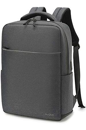 FourGuiren Herren Laptop- & Aktentaschen - Inteligente Business Durable Herren Laptop Rucksack Widerstandsfähige Tasche Passt 15