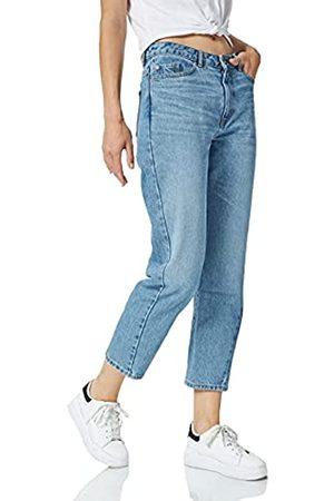 HUGO BOSS Womens Straight Crop 1.3 10233445 01 Jeans