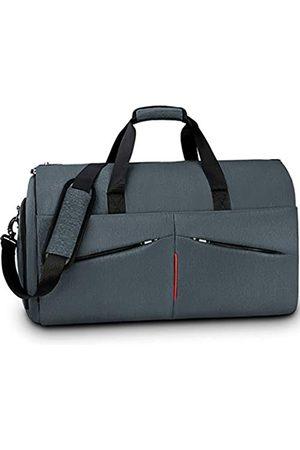 NUBILY Handgepäcktasche wandelbare Anzugtasche Reisetasche mit Schuhfach, wasserdicht, groß, zum Aufhängen