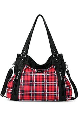 XSL Hobo-Handtaschen für Damen, mit verstellbarem Schultergurt, mehrere Taschen