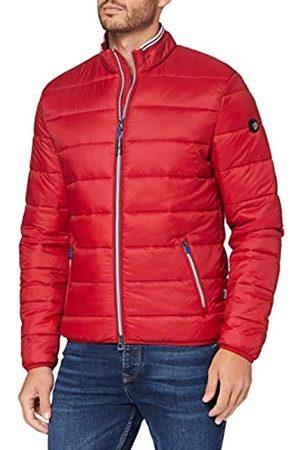 Brax Herren Style Cole Outdoor Long Season M Fake Daune Jacke
