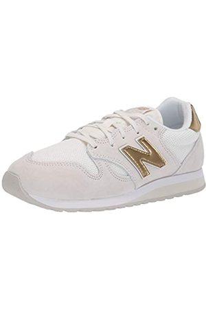New Balance Damen 520 Sneaker, (Sea Salt/Classic Gda)