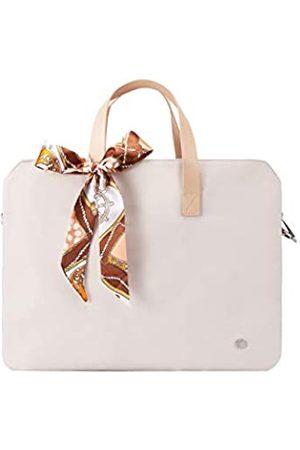 Kamlui Laptoptasche für Damen, 33,8 cm (14 Zoll), wasserdicht, Schultertasche, Messenger-Tasche